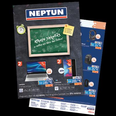 Neptun - Shtëpia
